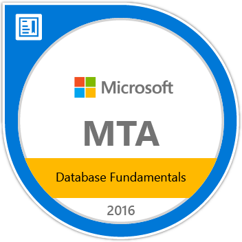 98-364::Database Fundamentals
