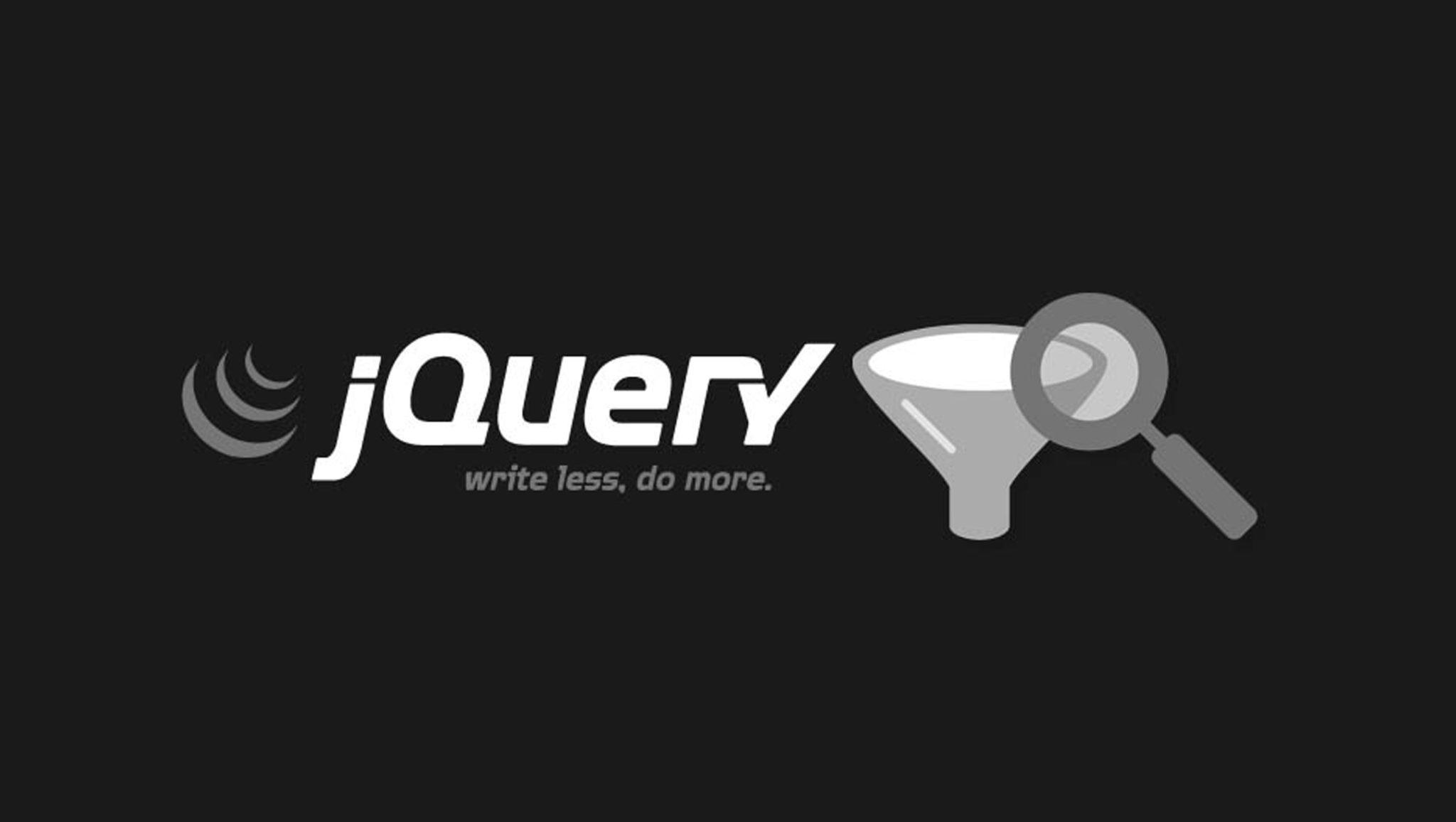 Desarrollo web Jquery