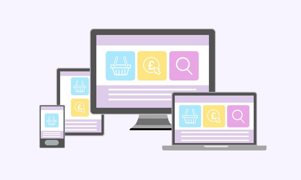 Diseño web responsive corporativo